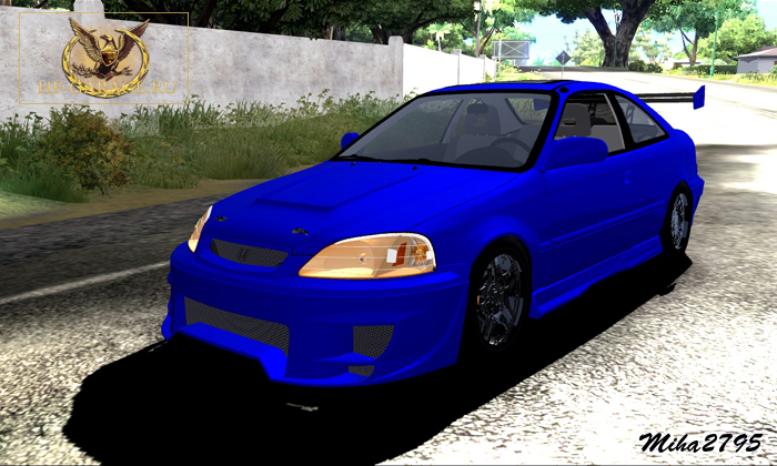 Miha2795: '99 Honda Civic Si Tuned 1