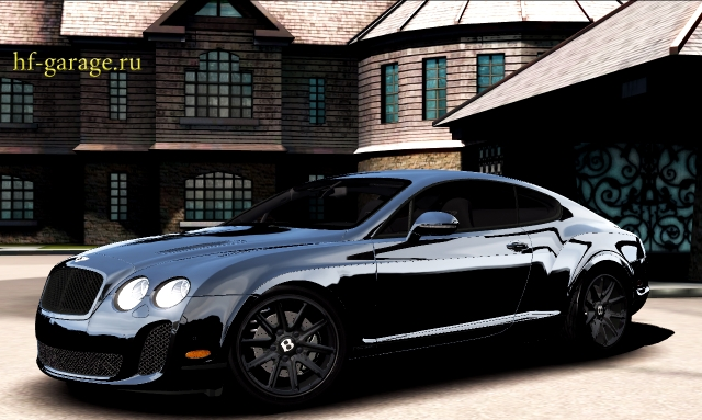 Bentley Continental Supersports '10