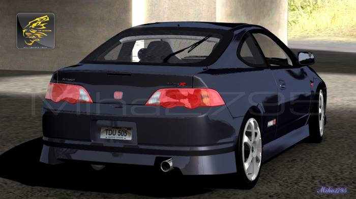 Miha2795: 2002 Honda Integra Type-R CHARGE Speed