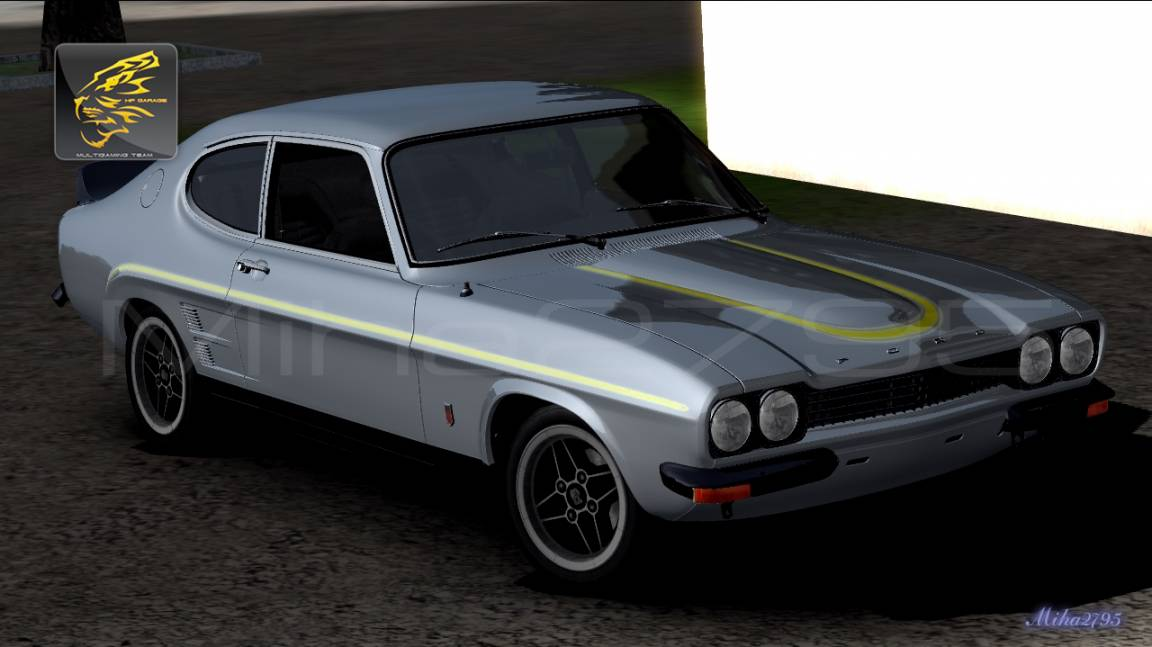 Miha2795: 1973 Ford Capri RS3100 MkI