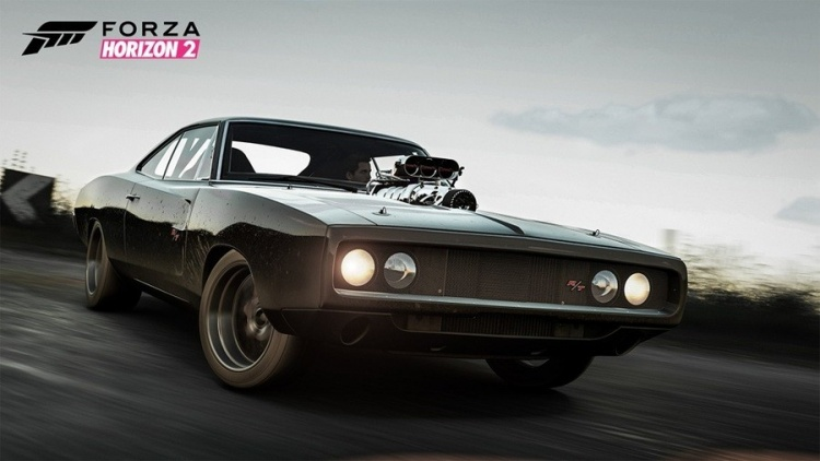DODGE Charger RT and PlYMOUTH® Road Runner F&F Физика
