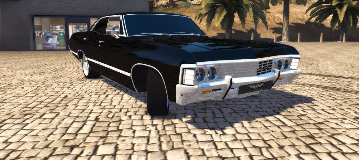 Chevrolete Impala 1967 for TDU2