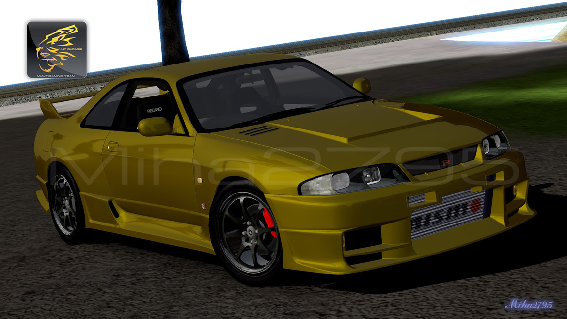 Miha2795: 1997 Nissan Skyline GT-R V-Spec MkIX [R33] Top Secret