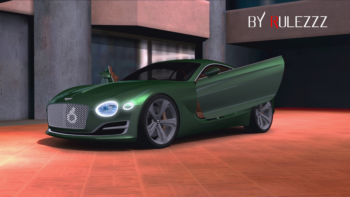 2016 Bentley EXP 10 Speed 6 Concept