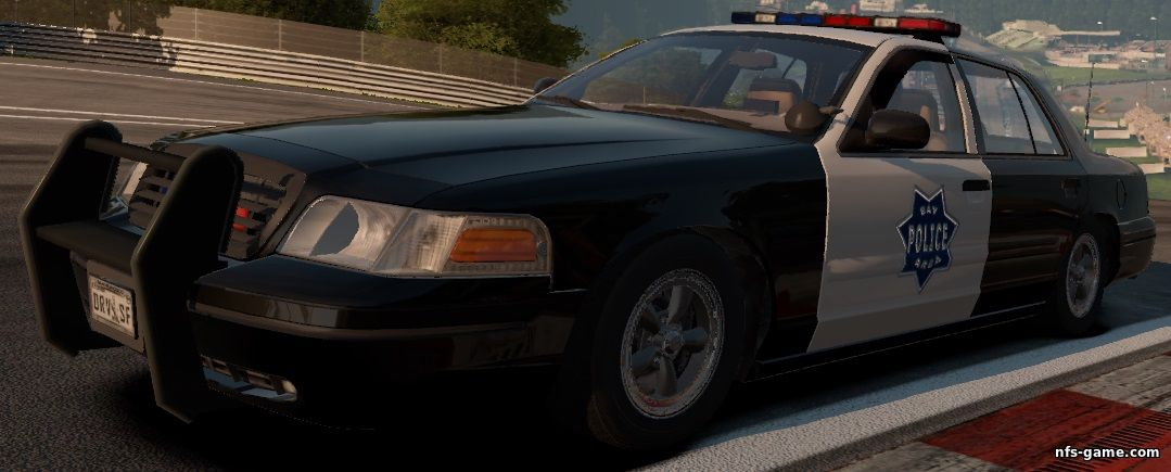 Ford Crown Victoria Police Interceptor (2006)