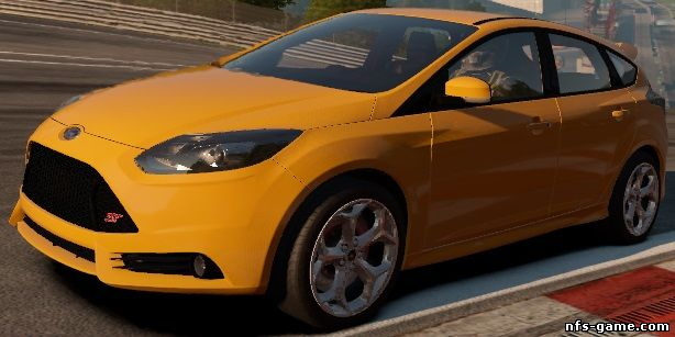 Ford Focus ST (2013)