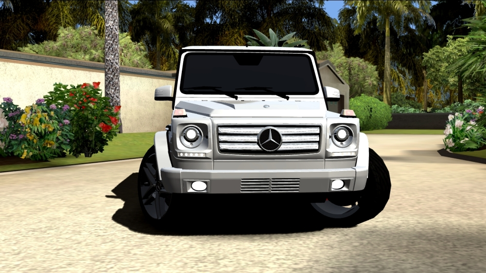 Mercedes-Benz G 350 BlueTec W463 SUV