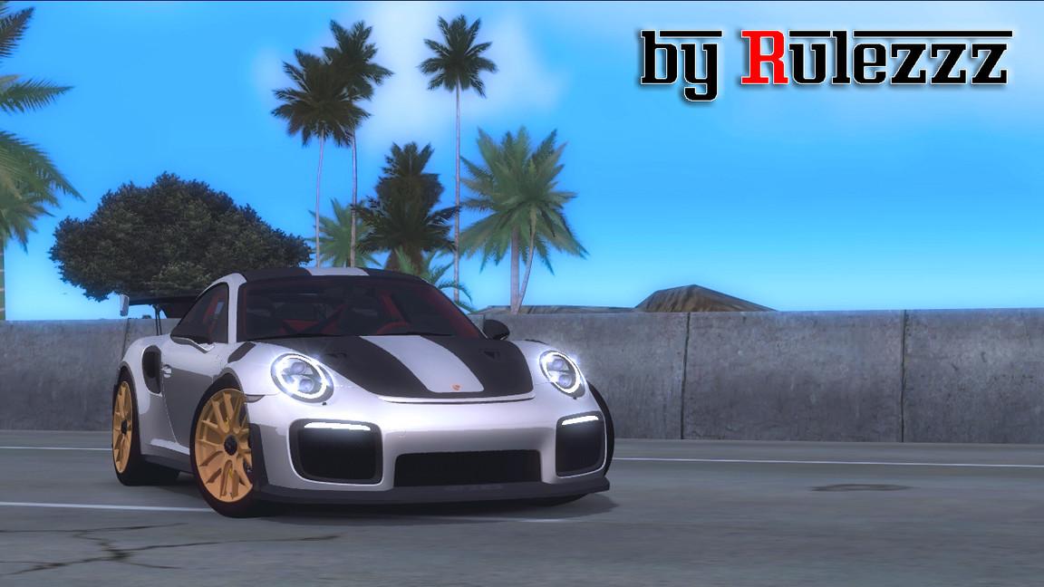 Porsche - TDU - Каталог файлов - HF Garage - Творческое моддинг