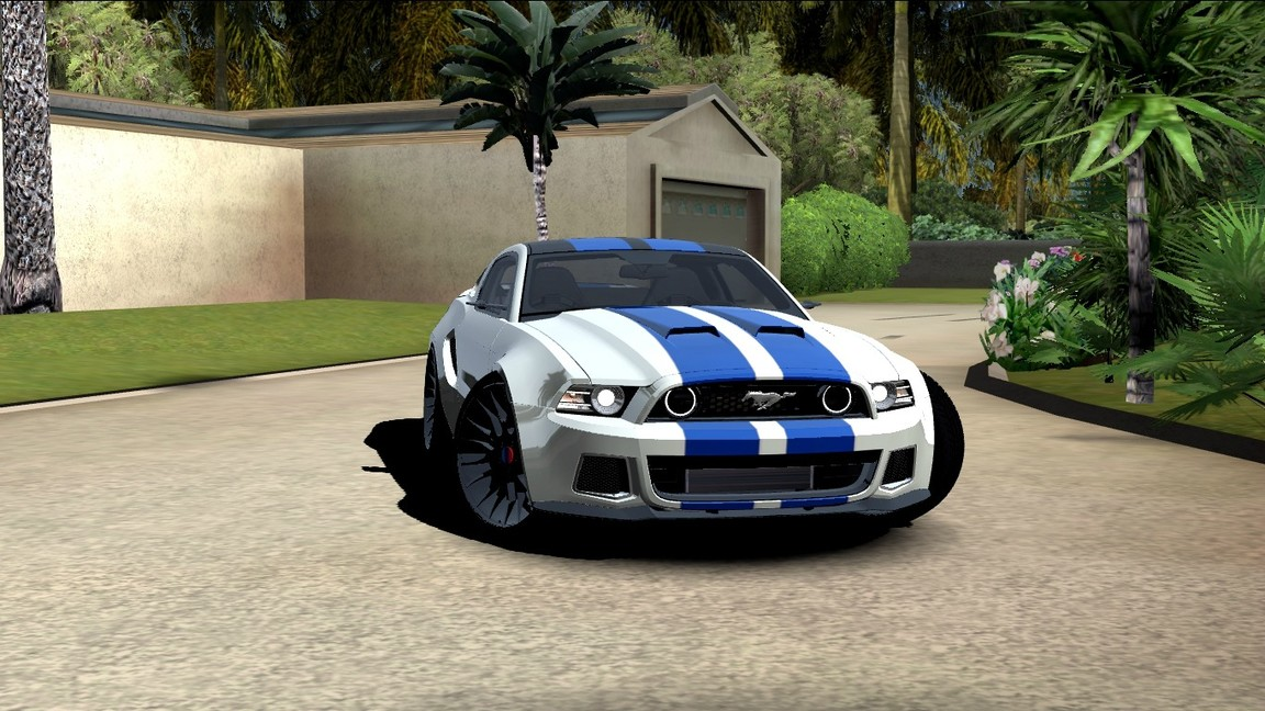 Miha2795: 2014 Shelby 1000 (Need For Speed)