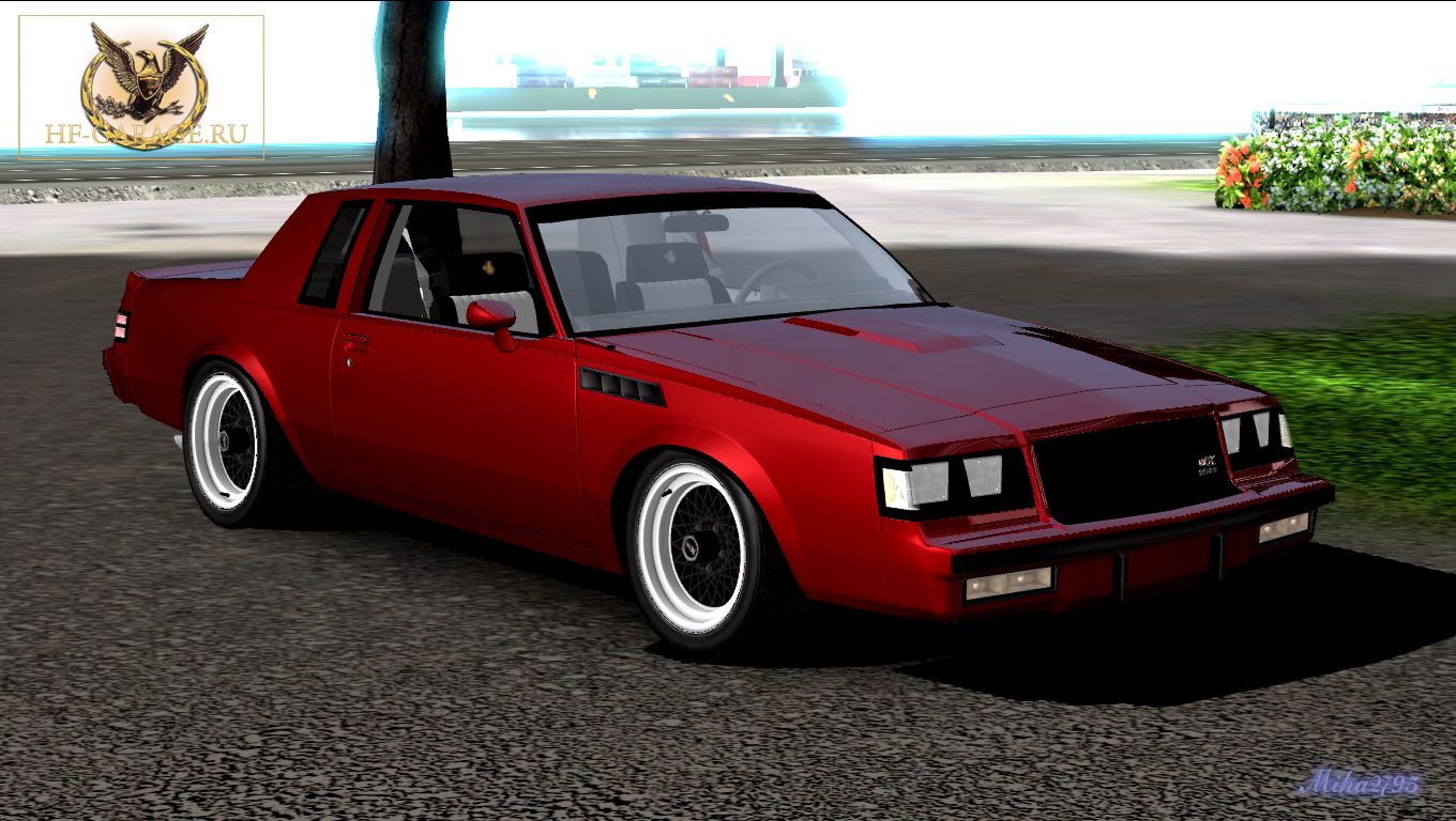 Miha2795: 1987 Buick Regal GNX