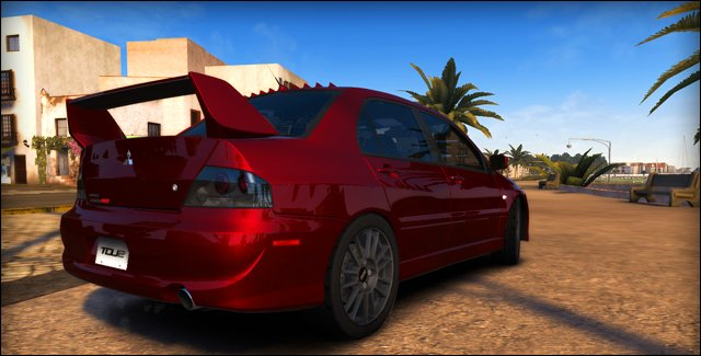 Mitsubishi Lancer Evolution IX MR