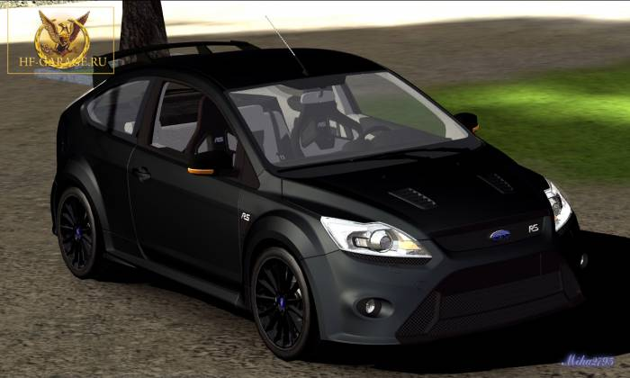Miha2795: 2010 Ford Focus RS500 MkII